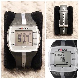 New! PolarFT7 watch paid $175 Excellent condition